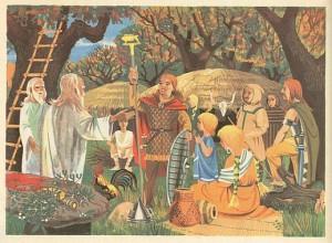 druide-village-celte